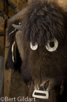 Bison replica
