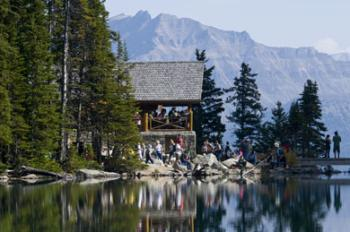 Lake Agnes Teahouse