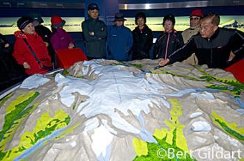 World heritage park attracts international admirers