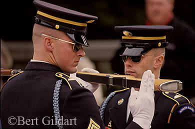 Changing Of the Guard, Arlington Cemetery